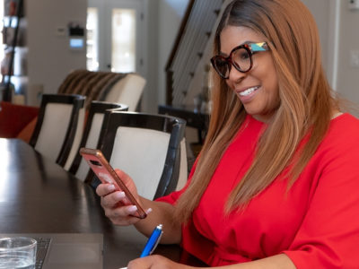 Sharon R Frank helping home buyers list their home
